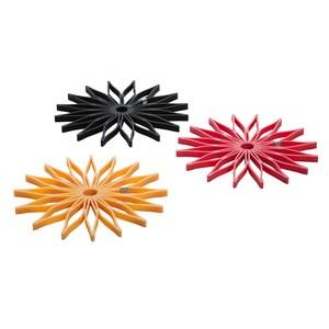 TOAST SUNFLOWER 隔熱墊(橘、黑、紅)