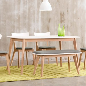 【YFS】派特蘿配色餐桌椅組-120x75x74.5cm(1桌4椅)