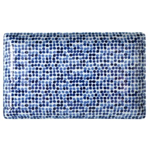 Natural69 波佐見燒 Swatch系列 長方形淺盤 磁磚