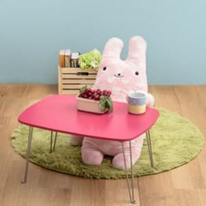 AS 折腳式和室桌 桃花紅 RS-LT001