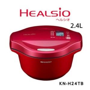 SHARP 夏普 2.4L 0水鍋 KN-H24TB