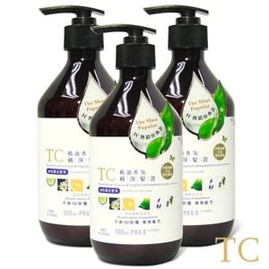 【TC】精油香氛純淨髮浴 3入組(500ml)