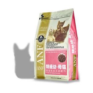 ANF 美國愛恩富 特級幼母貓配方 貓飼料 7.5kg X 1包