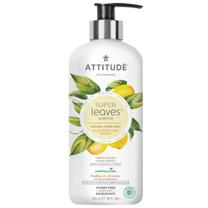 加拿大ATTITUDE-洗手露-檸檬香氛473 mL473 mL