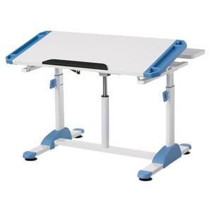 資優生兒童成長書桌 藍色