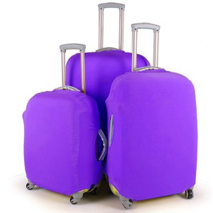 Joytour 旅行箱彈力布保護套 20吋(三色)-紫