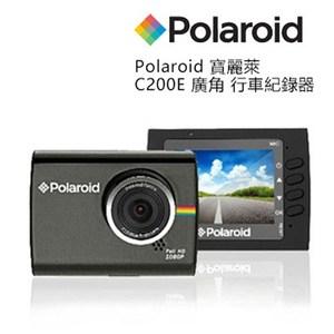 【限量福利品】寶麗萊C200 廣角行車紀錄器(不含記憶卡)