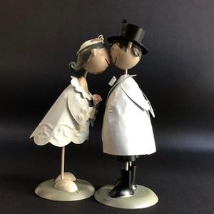 Baden「永恆之吻」婚禮小物&擺飾(一對)「永恆之吻