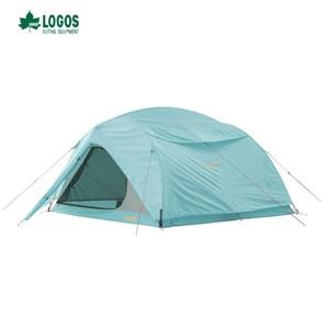 日本LOGOS 輕量三人帳 M-AH 小家庭帳 輕量帳篷 帳篷 露營