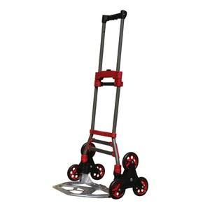 輕型折疊爬梯推車/手推車