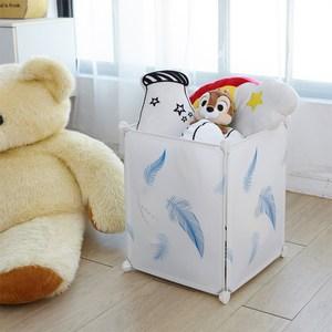 【H&R安室家】輕巧可移式洗衣籃/髒衣籃/收納桶