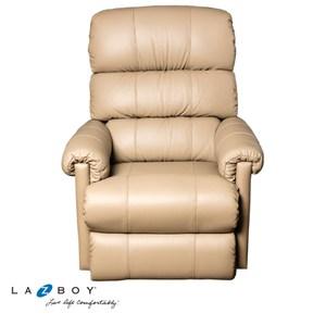 La-Z-Boy 電動式休閒椅 1PT505 半牛皮 AV714838-4 button