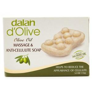 dalan 頂級植粹按摩纖體皂 150g 土耳其