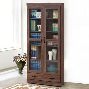 Homelike 愛爾2.7尺下抽書櫃-免組裝