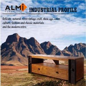 ALMI DOCKER PROFILE- PRO MEUBLE TV工業風電視櫃