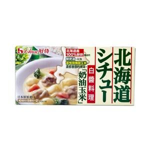 House北海道濃湯塊玉米奶油180g