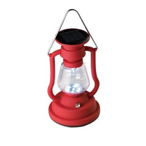 太陽能充電LED戶外露營燈