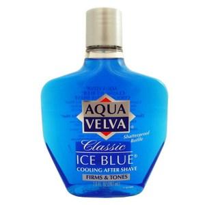 美國原裝進口  大罐包裝 Aqua Velva 鬍後水207ml  (適用一般膚質)(冰涼)*2