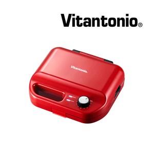 Vitantonio 多功能計時鬆餅機 熱情紅 VWH-50B-R