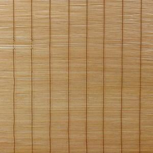 竹捲簾 寬150x高160cm 楓木色