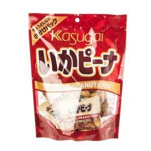 日本 春日井 小袋包章魚球 KASUGAI 花枝風味豆菓子