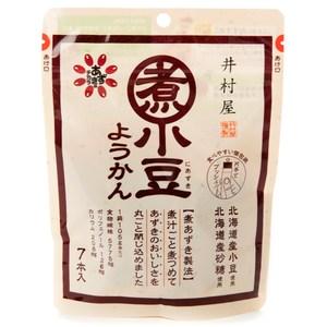 日本 井村屋 紅豆羊羹 方便包 105g