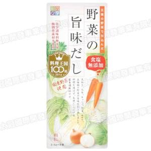 日本四季彩彩旨味野菜調味料5gx8