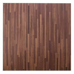 塑膠地磚 18吋 深拼花木 型號00-W901-9 半坪裝