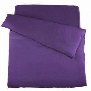 托斯卡被套加大 木槿紫色