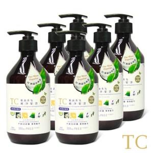 【TC】精油香氛純淨髮浴 6入組(500ml)