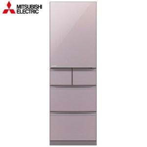 三菱日本製455L五門變頻冰箱(水晶粉) MR-BC46Z