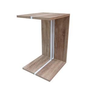 淺漂流木兩用邊桌