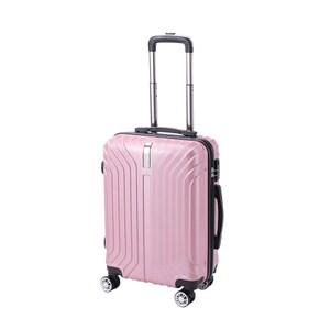 Escape's 炫風硬殼行李箱 20吋 玫瑰金