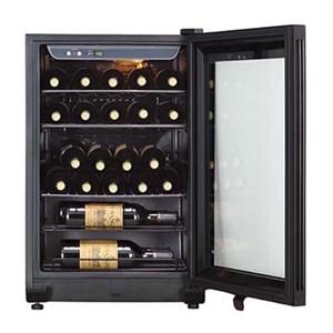 Haier海爾 24瓶 電子式恆溫儲酒冰櫃 (JC-86GOB)