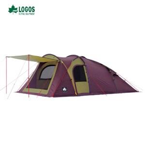 日本LOGOS Prem Link XL-AG 五人帳篷 客廳帳 露營