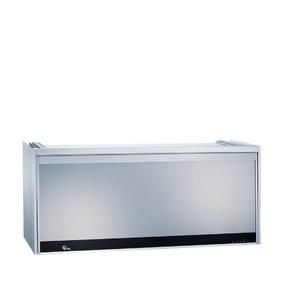 (全省安裝)喜特麗90公分全鏡面臭氧型懸掛式烘碗機銀色JT-3809Q