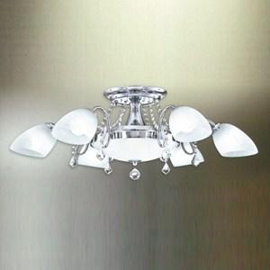 YPHOME 低調奢華風客廳半吸頂6燈 S82182H