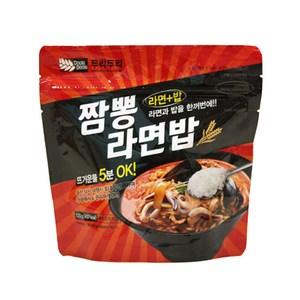 韓國多利多利海鮮風味泡麵泡飯123g