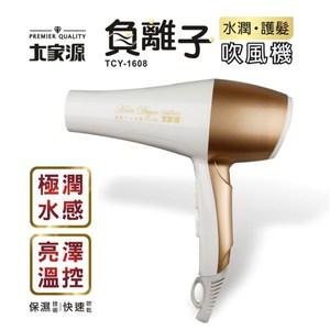 [特價]大家源負離子水潤護髮吹風機 TCY-1608