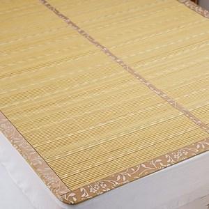夏綠天然竹雙人加大蓆180x186cm