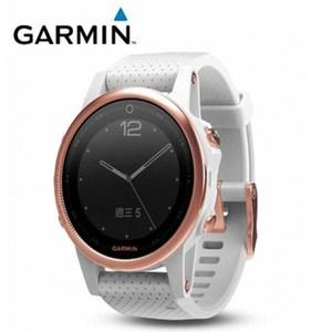 GARMIN fenix 5S 輕量美型款 玫瑰金藍寶石版