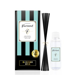 Farcent香水室內擴香補充品-鼠尾草&海鹽