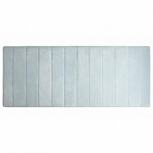 Microdry 舒適記憶棉地墊61x147.4cm 天際藍色