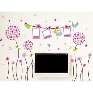 創意無痕壁貼 浪漫相框 60x90cm