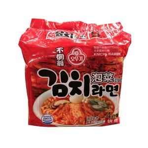 韓國不倒翁拉麵泡菜120gx5