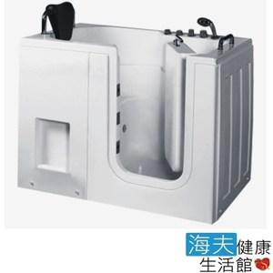 【海夫】開門式浴缸 內開式 111-A 基本款_130*76*98cm