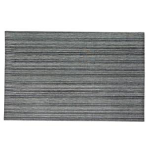 HOLA 特斯勒時尚編織地毯 153x230cm 灰黑
