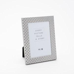 雷切爾金屬相框 銀 4X6