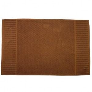 VERY超值吸水毛巾2入踏墊45x65經典棕