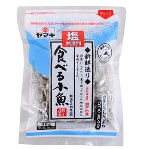 雅媽吉鹽無添加即食小魚干40g